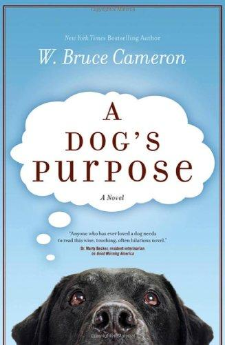 Dog's Purpose Book Giveaway - Oh My Dog!