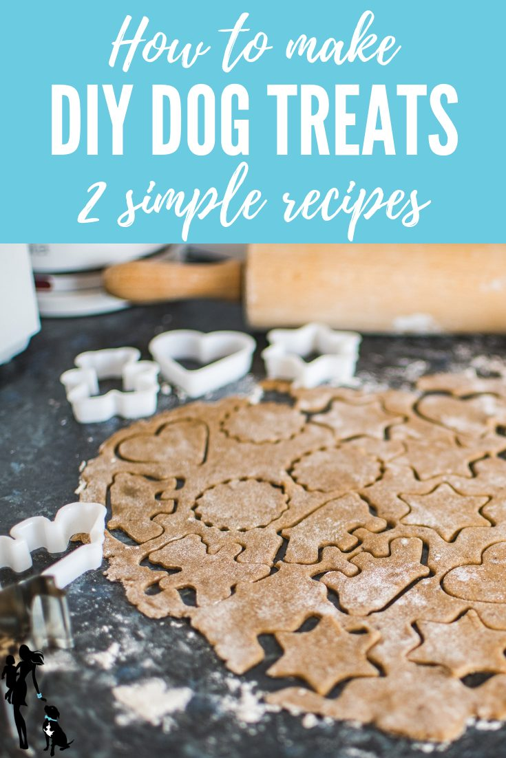 The Absolute Easiest DIY Dog Treats
