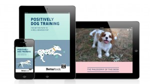 Positively Dog Training iPad iPhone Cover