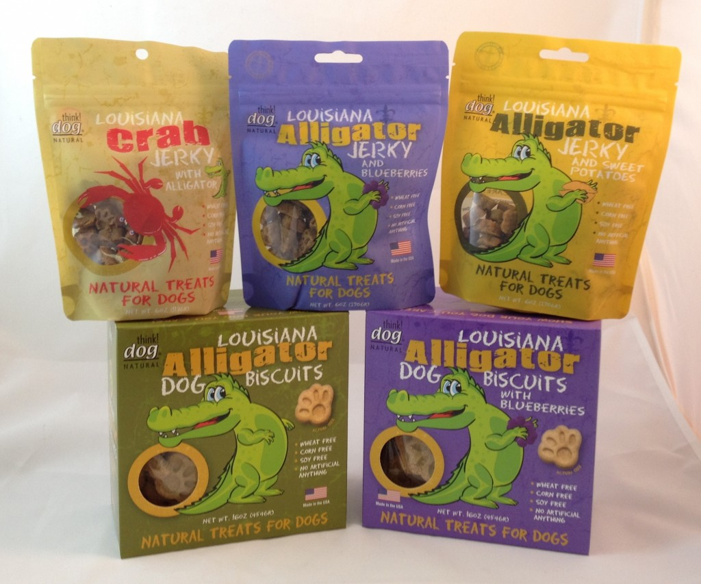 Louisiana Alligator Dog Treats