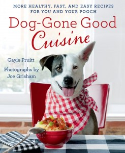 Dog-Gone Good Cuisine book review and giveaway