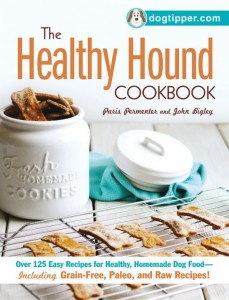 The Healthy Hound Cookbook review and giveaway