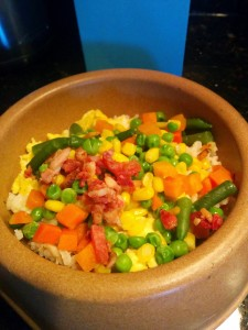 How to cook your dog dinner: Carbs, protein, fresh veggies