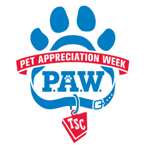Pet Appreciation Week at Tractor Supply