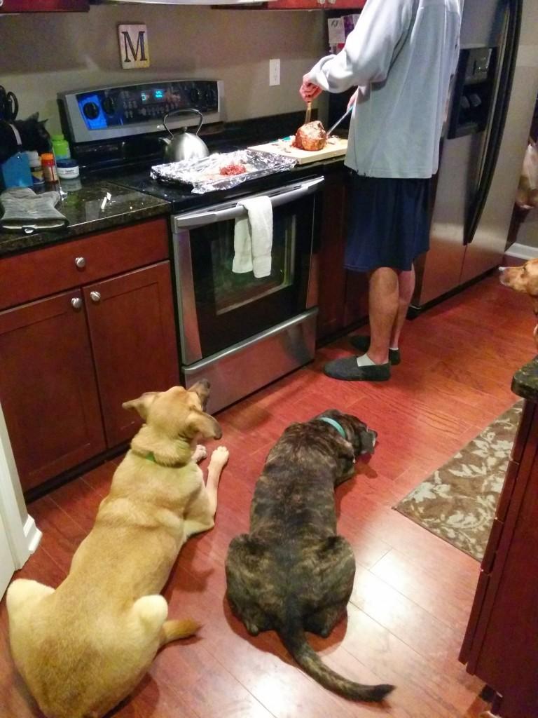 Cooking Coop's meals