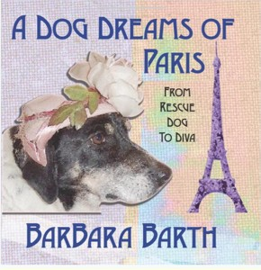 A Dog Dreams of Paris Cover