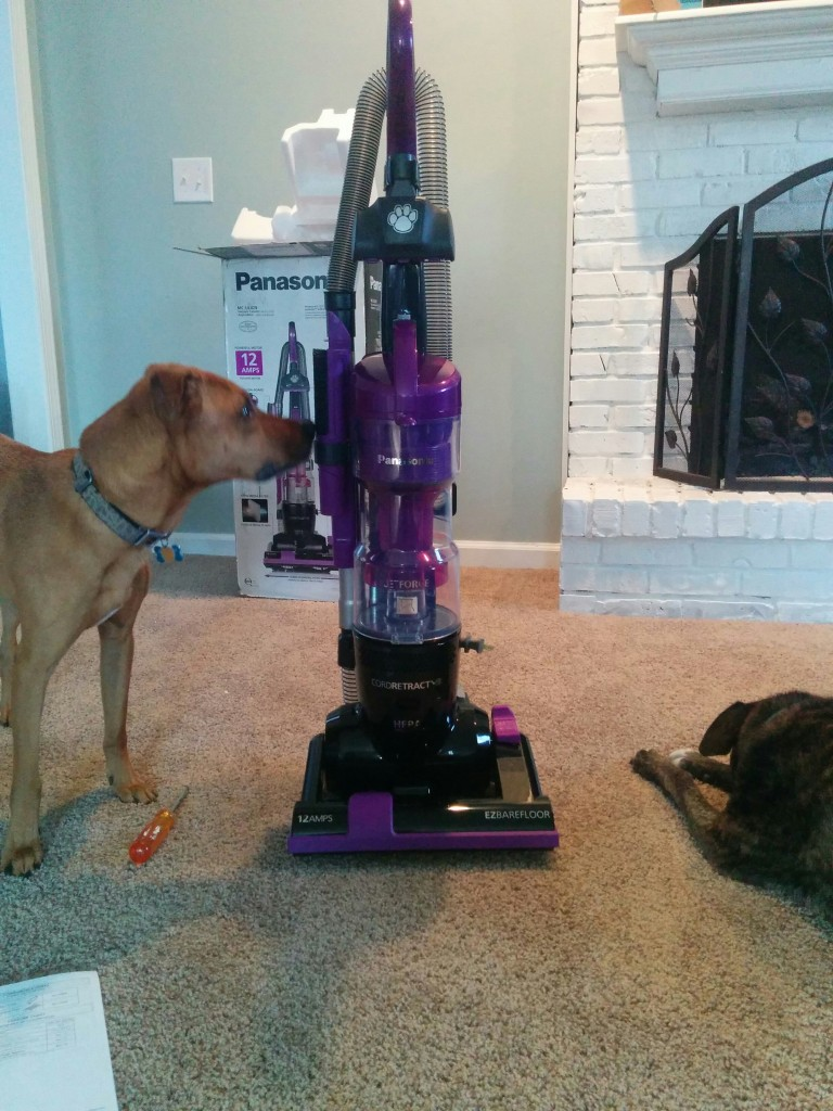 The Ultimate Pet Vacuum from Panasonic review and giveaway