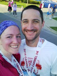 5k finish!
