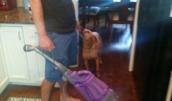 Cooper and the vacuum