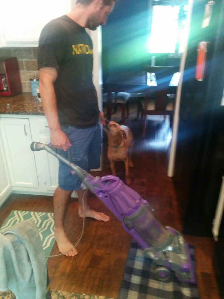 Cooper and the vacuum