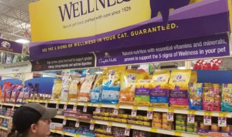 Shopping for Wellness at PetSmart