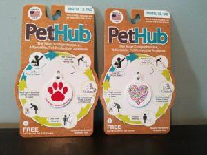 Pet Hub ID tags