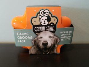 Groom Genie brush