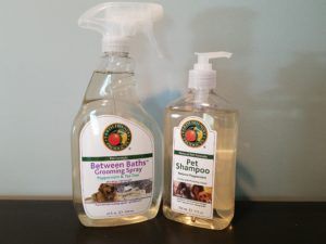 Earth Rated Products grooming selection