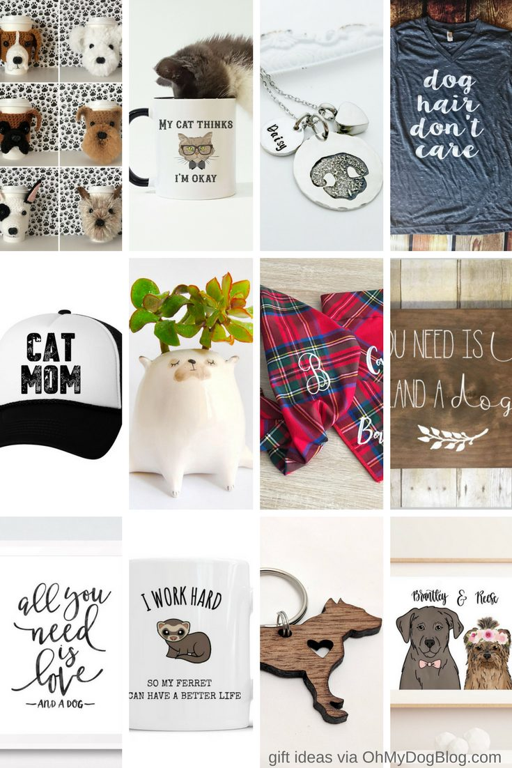 10 Gifts for Pet Moms for This Mother's Day