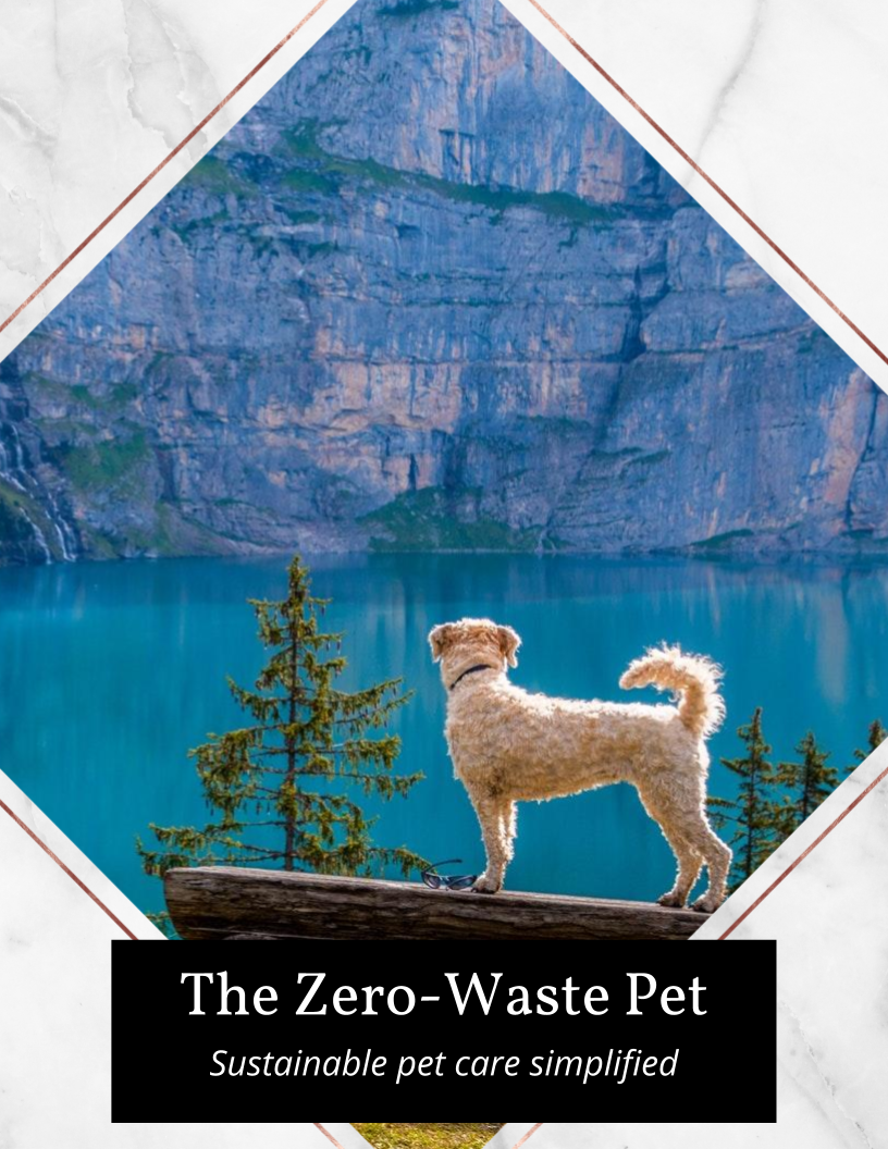 The Zero-Waste Pet book cover