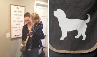 Dog Breed Shoulder Bag