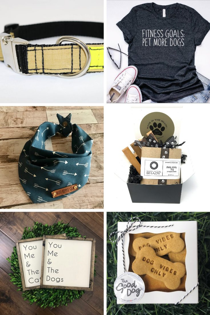 The 12 Best Handmade Gifts for Pet Lovers_ Dogs Edition