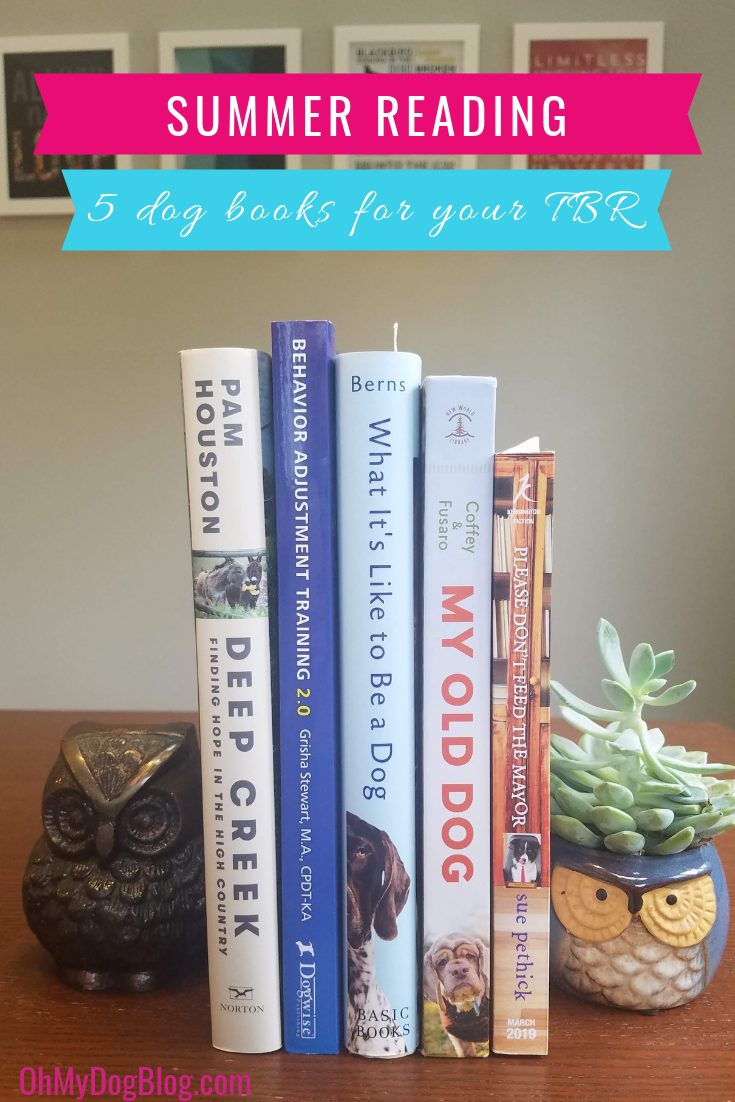 5 Dog Books to Read This Summer