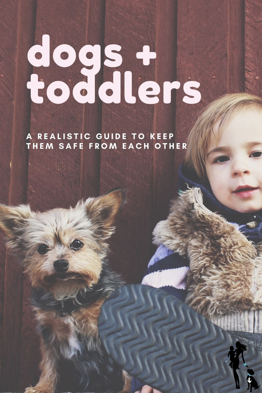 Dogs and toddlers: How to keep them safe and happy together